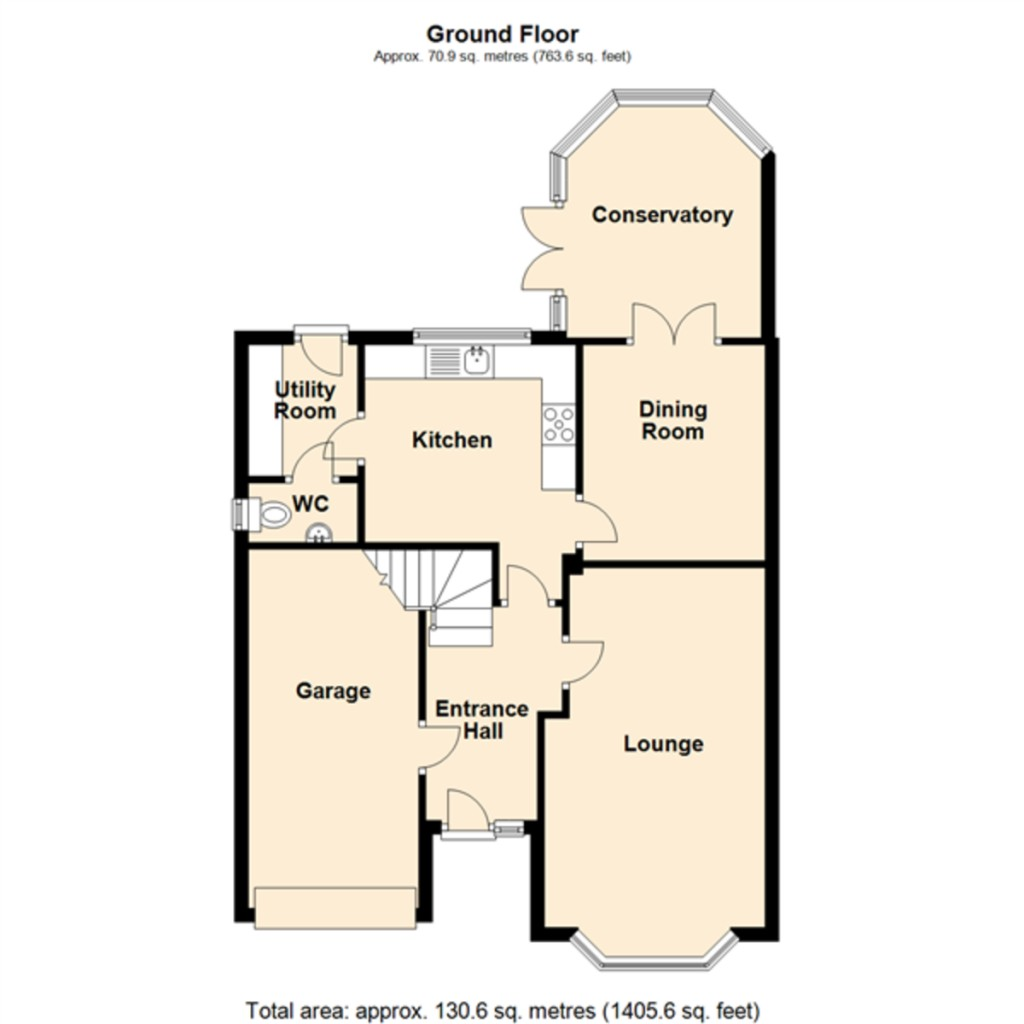 Floorplans For Hambling Drive, Beverley